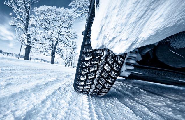 Nog geen winterbanden onder de auto?